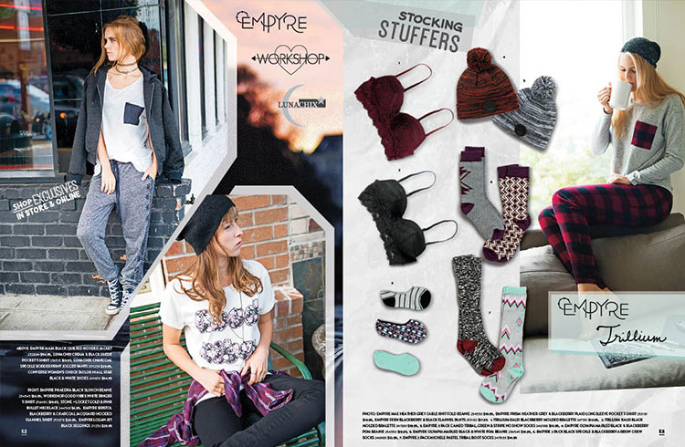 Holiday 2015 Catalog Page 52 & 53
