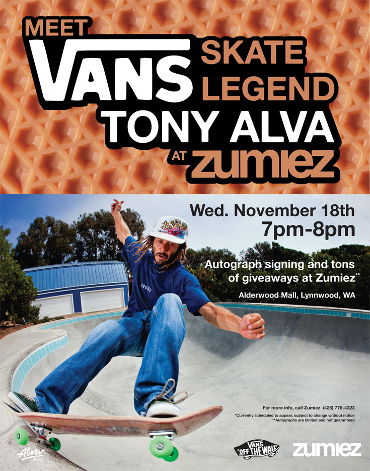 Tony Alva skating pool