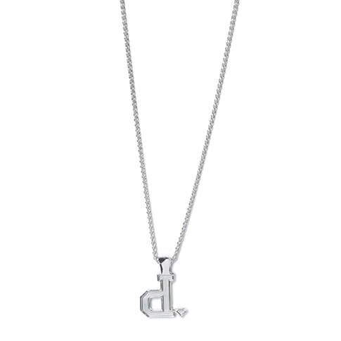 Exclusive Unpo Diamond Chain in Silver