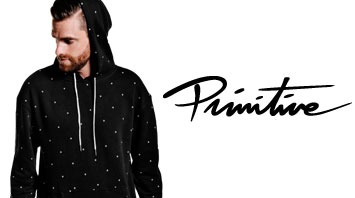 Primitive Hoodies & Sweatshirts