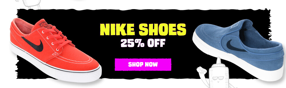 Nike Shoes 25% Off