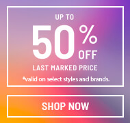 Up to 50% off Last Marked Price. Shop now!