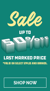 Sale - Up to 50% off last marked price!