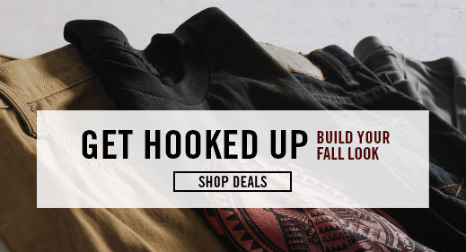 Mens Deals - Get Hooked Up