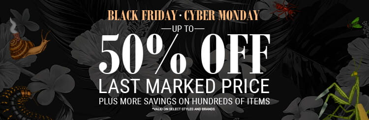 Shop the Zumiez Black Friday and Cyber Monday Sale featuring tons of deals on your favorite brands and styles.
