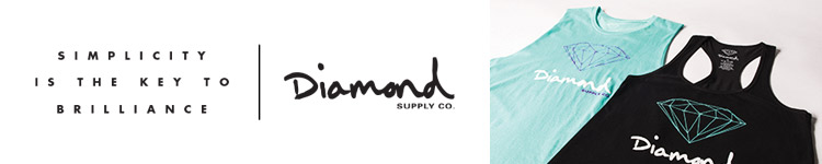 New Arrivals for Women from Diamond Supply