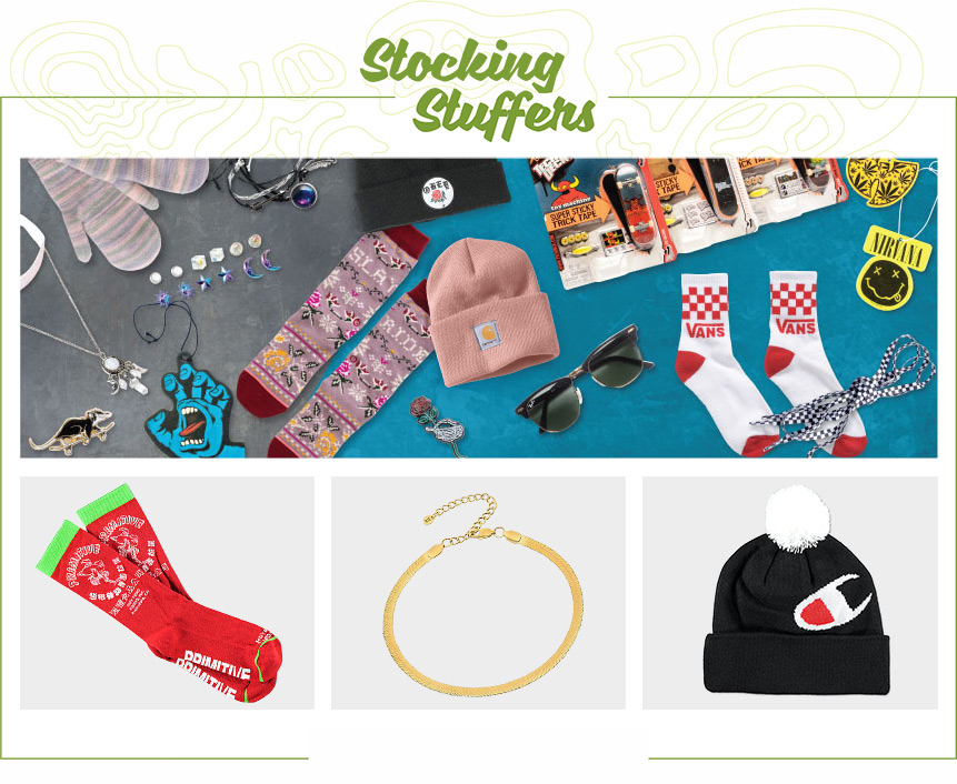 Shop Stocking Stuffers