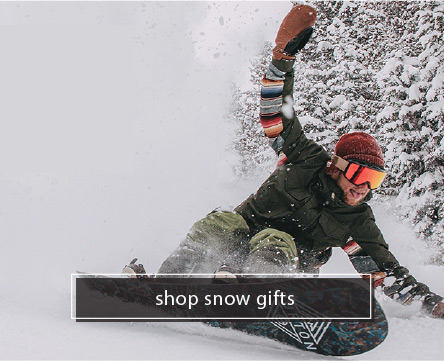 Shop Snow Gift Ideas