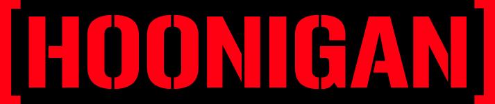 Zumiez presents hoonigan drifting in new jersey mpp - Hoonigan logo ...