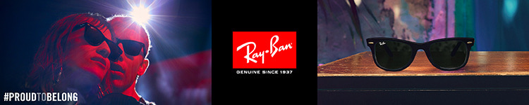 Ray-Ban Proud to Belong
