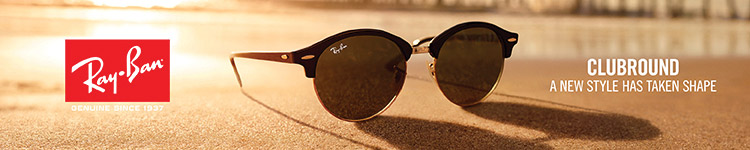 Ray-Ban Clubround - A new style has taken shape.