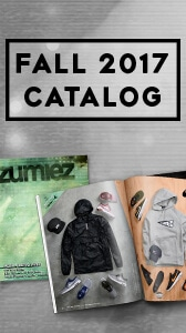 Shop the Zumiez Fall 2017 Catalog