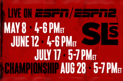 ESPN Street League Schedule