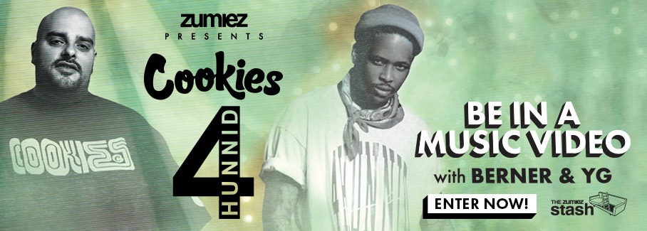 Zumiez Presents Cookies 4Hunnid