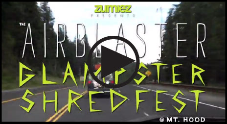 Zumiez Presents Air Blaster