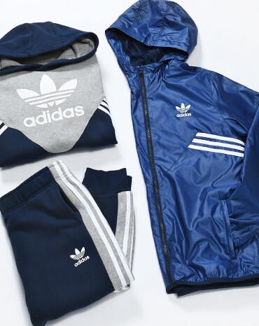 adidas Kids shoes and clothes