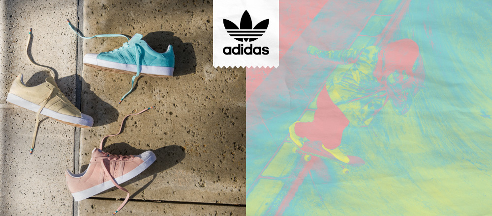 Adidas Superstar Pastel Collection Zumiez Exclusive