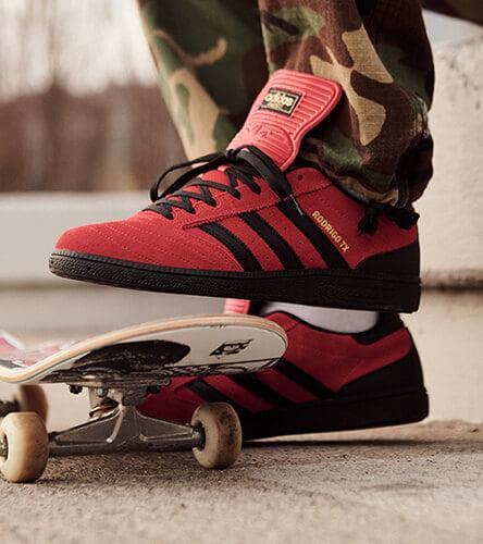 official photos 555fe ee950 Adidas featuring the Rodrigo TX Busenitz