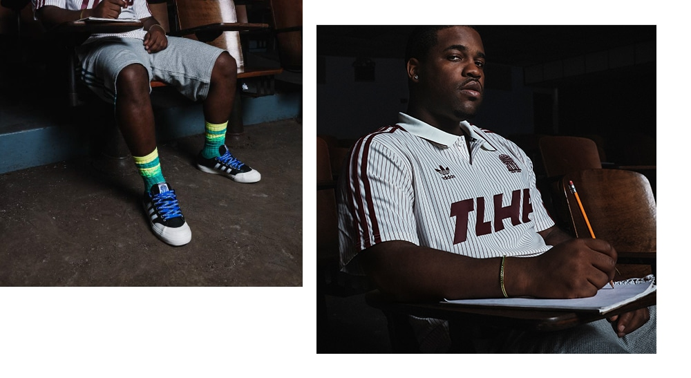 Adidas Skateboarding x Trap Lord Collaboration