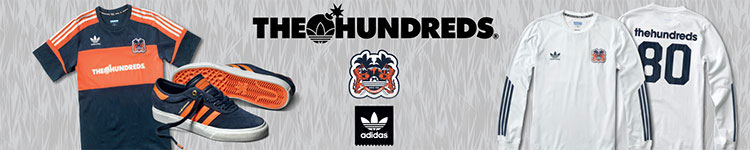 The Hundreds x adidas Collaboration