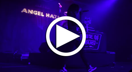 Zumiez Presents Vans - Angel Haze