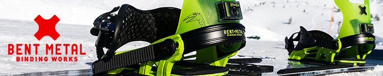 Bent Metal Bindings