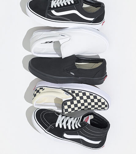 Shop all shoes from vans