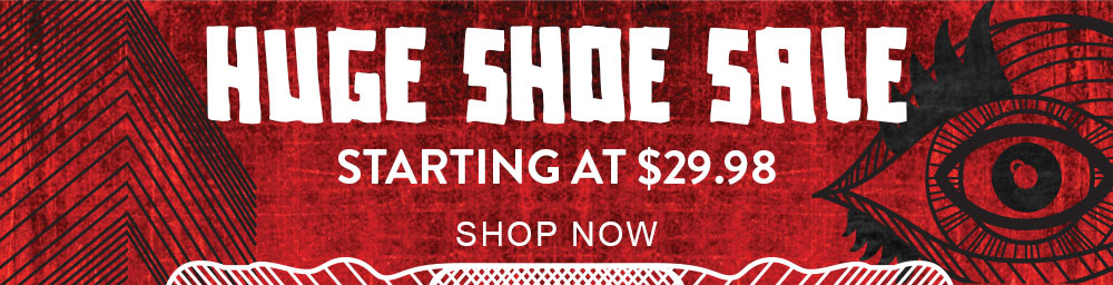 Huge Shoe Sale starting at $29.98