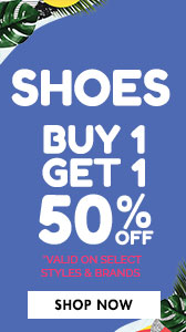 Shoes - BOGO 50 Sale