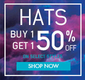 Men's BOGO 50 Hats