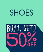 Shop All Women's Buy 1 Get 1 50% Off Shoes