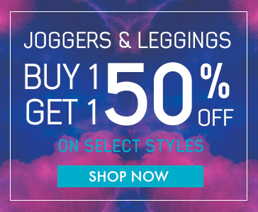 womens joggers leggings - BOGO 50