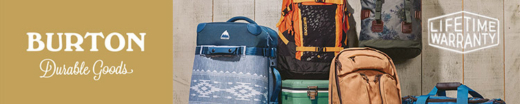 Burton Backpacks - Durable Goods