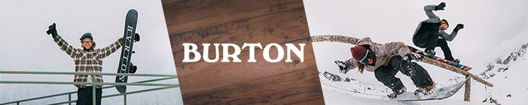 Burton Snowboards - Winter 2017 is here
