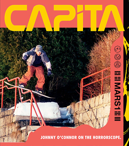 Capita Snowboards with boards for all types of riding including Park, All mountain, and powder snowboards.