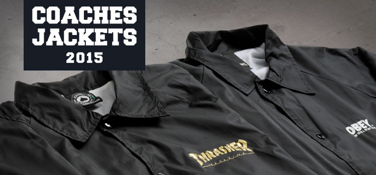 coaches jackets