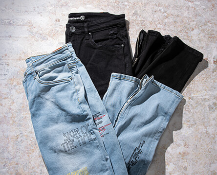 Shop all Jeans featuring Crysp Denim