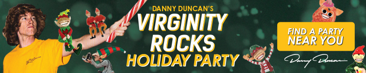 Click to find a Zumiez location near you that will be hosting the holiday party of the year. Featuring Danny Duncan of Virginity Rocks.