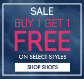 Shop All Men's BOGO Free Shoes