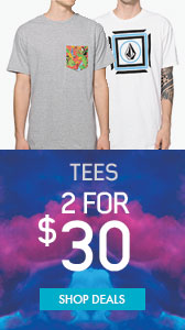 2 For $30 Tee Deal