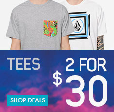 Mens Tees - 2 for $30