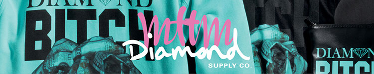 Diamond Supply x Married To The Mob Collaboration