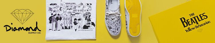 Diamond Supply Beatles Yellow Submarine