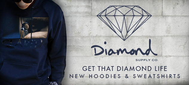Shop Diamond Supply Co. Hoodies