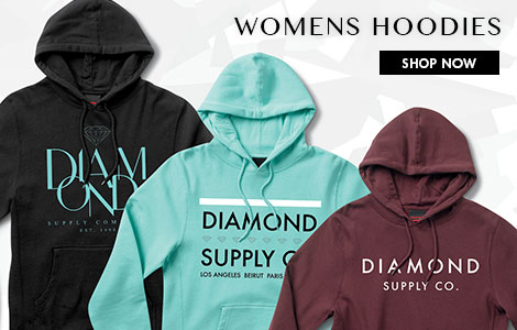 Women Sweatshirts Diamond