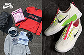 Shop men's Nike SB apparel and accessories and new Nyjah shoes.