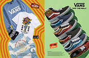 Shop shoes and accessories from Vans and Vans apparel for men.