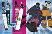 Shop snowboard packages and other snow gear from Aperture, Alibi, ThirtyTwo, Union, Vans and Burton.