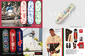 Shop skateboards from Baker, Deathwish and Sovrn, and more styles from DGK.