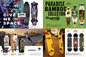 Zumiez is your skate destination with Penny, Arbor, Sector, and Globe skateboards.